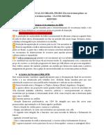 RESUMO Dialética Radical Do Brasil Negro
