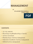 Airway management by phani