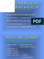 Diagnostico Neurologico