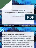 The Church Part 8