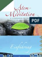 Atem Meditation