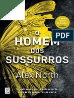 O Homem Dos Sussurros - Alex North