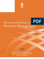 Operational Guidelines forFinancial Management Final