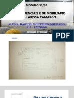 MAPA PROJETO DE MOBILIARIO