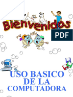 Uso Basico Computadora 202121