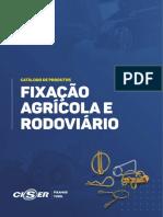 Catálogo - Fixação Agrícola e Rodoviário - Ciser