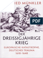 Herfried Münkler - Der Dreißigjährige Krieg, Europäische Katastrophe, Deutsches Trauma (2017)