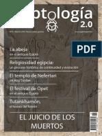 Articulo-CV - Egiptologia 20 15 - Ahmed Abdel-Wahab & Bibliotheca Alexandrina - Taber Gerardo P
