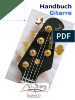 Handbuch Fuer Gitarre