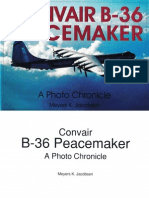 Convair B-36 Peacemaker a Photo Chronicle