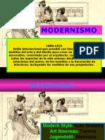 43.-MODERNISMO