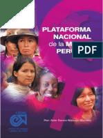 Plataforma Nacional de La Mujer Peruana