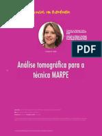 Análise tomográfica para a técnica MARPE