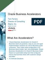 20080229 - Oracle Business Accelerators