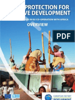 Social Protection for Inclusive Development - Summary