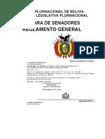 REGLAMENTO DE CAMARA DE SENADORES-convertido