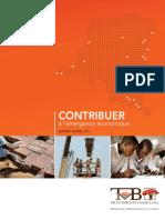 TMB Rapport Annuel 2011