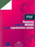 Plataforma Desde Las Mujeres de Las Osbs 2000