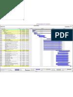 Microsoft Office Project - Cronograma Secadores 2010