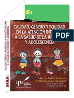Las rutas de la cooperación al desarrollo con énfasis en la infancia