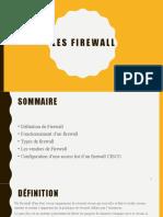 Les firewall
