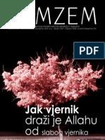 Zemzem - br. 1/169 - Oktobar 2010. god. (Gazi Husrev-begova medresa - Sarajevo)