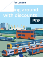 Oyster Card~getting-around-with-discounts