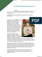 5 - Erminia Maricato sobre Minha Casa Minha Vida - Revista AU 2009