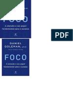 Foco - Foco - Daniel Goleman
