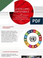 Lo Sviluppo Sostenibile (2)
