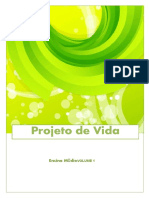 Projeto de Vida Manual Do Professor Volume-1