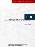 Conflito No Araguaia_Esterci
