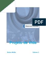 Projeto de Vida Manual Do Professor - Volume-2