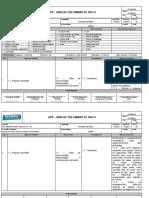 226 - APR Serviços de solda de metalon, corte com lixadeira e solda elétrica