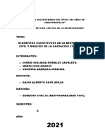 Analisis Cassacion 2280-2005