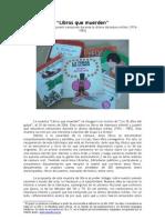 Libros que muerden - Escuela Anexa