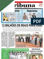 JORNAL TRIBUNA - EDIÇÃO 283 -  MARÇO DE 2011 - UNAÍ-MG