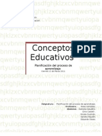 Conceptos Educativos