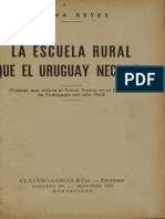 la escuela rural que uruguay necesita- Reina Reyes