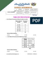 Matematic4 Sem21 Experiencia5 Actividad4 Tabla de Frecuencias TF421 Ccesa007