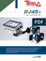 Catálogo DJ45X