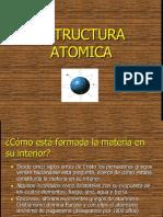 Modelos Atomicos y Estructura Del Atomo