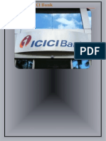 CRM in ICICI.
