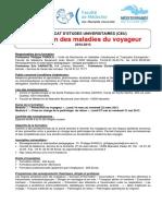 DU Médecine Du Voyage Marseille