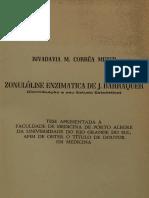 Zonulólise Enzimatica de J. Barraquer