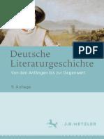 Beutin2019 Book DeutscheLiteraturgeschichte