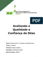 Artigo - Const. Sites