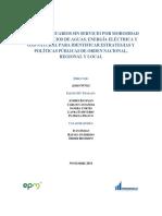 Estudio de Usuarios - Informe Final EPM