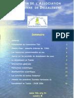 Bulletin N°1 TDA