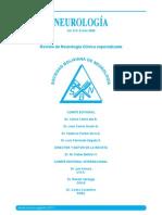 Revista de Neurología Clínica especializada